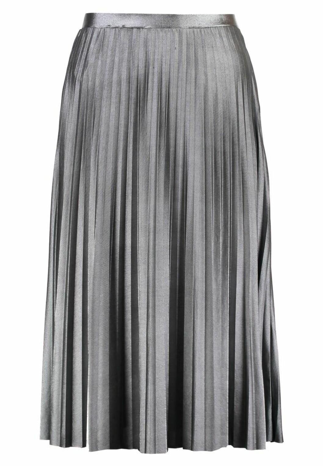 veckad plisserad kjol 2017