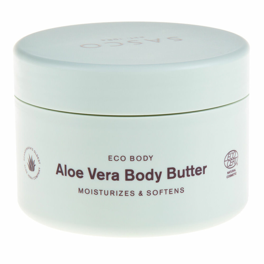 Veganskt body butter