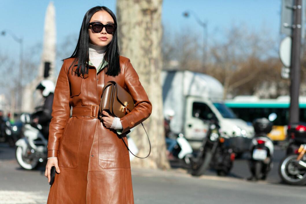 Är veganskt eller äkta läder bäst för miljön?