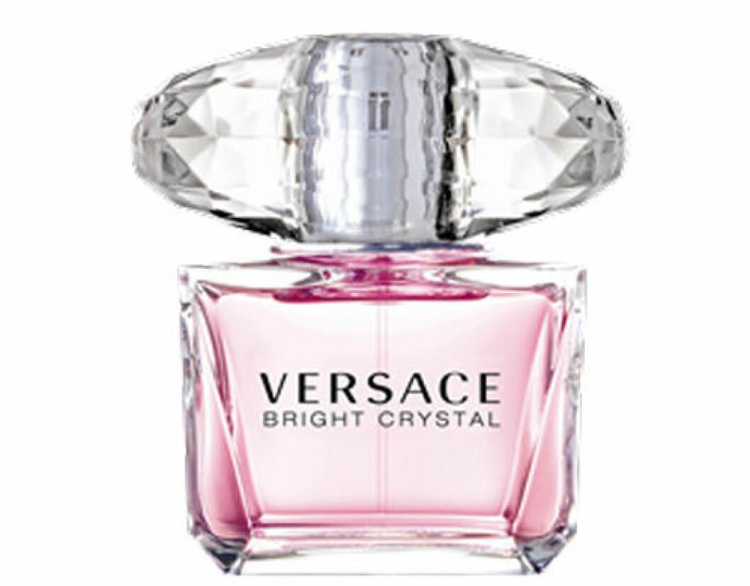 En bild på parfymen Bright Crystal EdT från Versace.