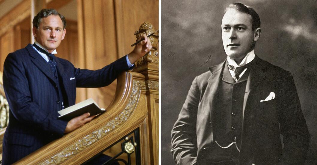 Thomas Andrews och Victor Garber