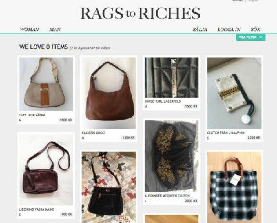 vintagebutik online