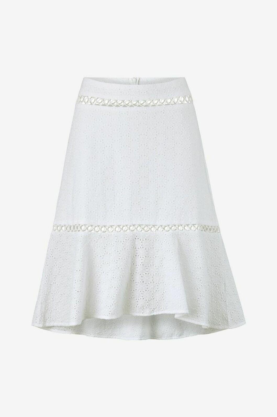 Vit kjol från Ellos