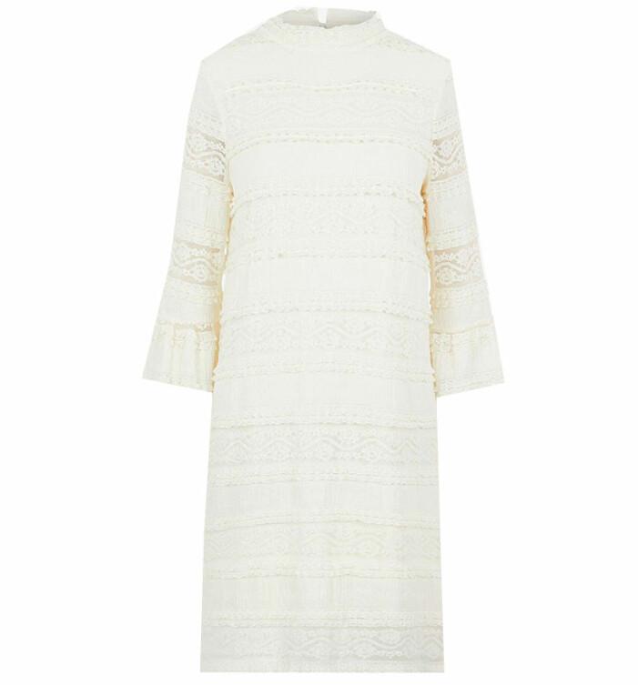 vit klänning pieces