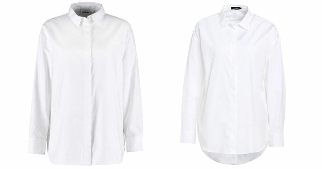 skjorta till basgarderob