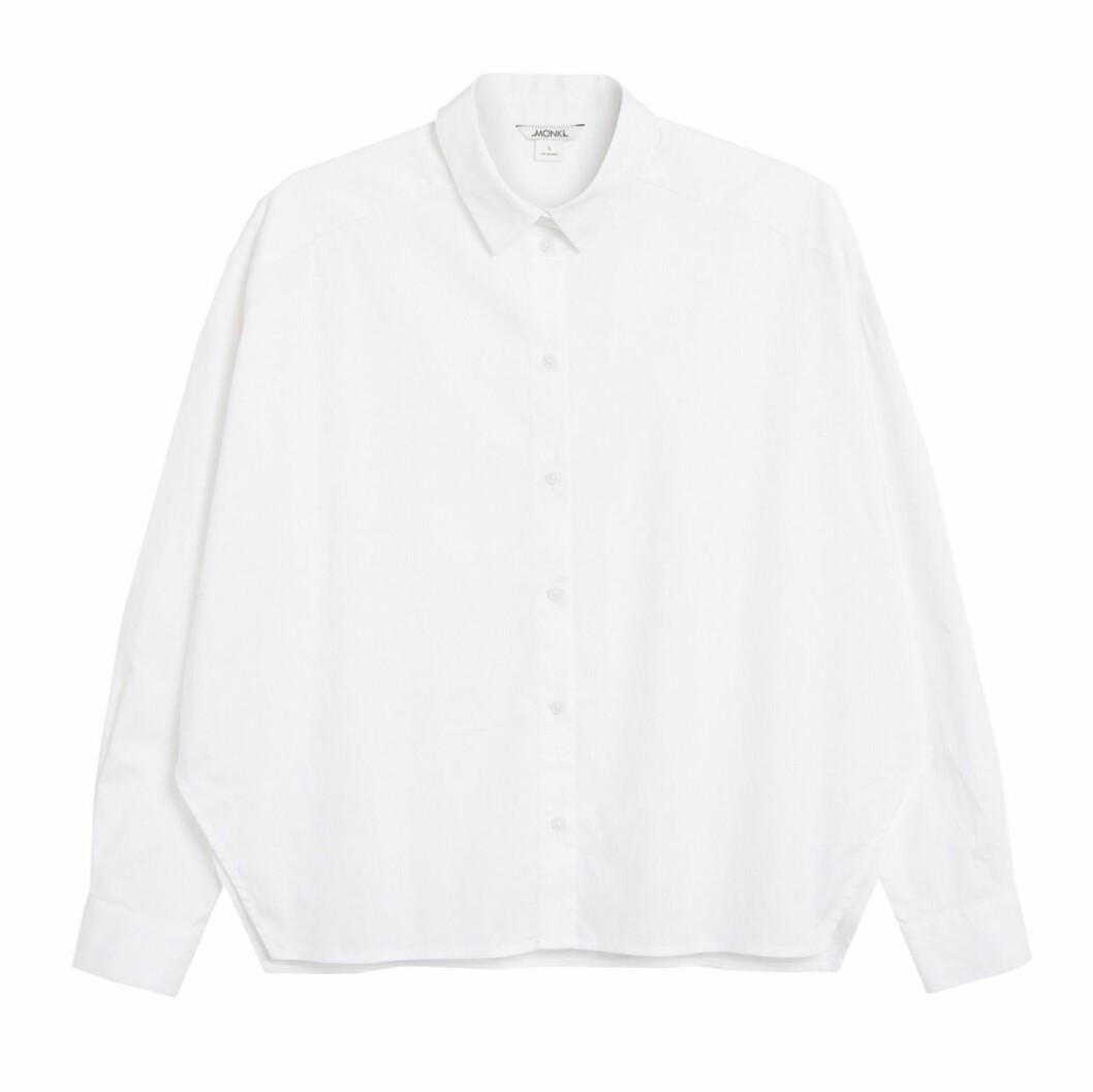Vit skjorta 2018