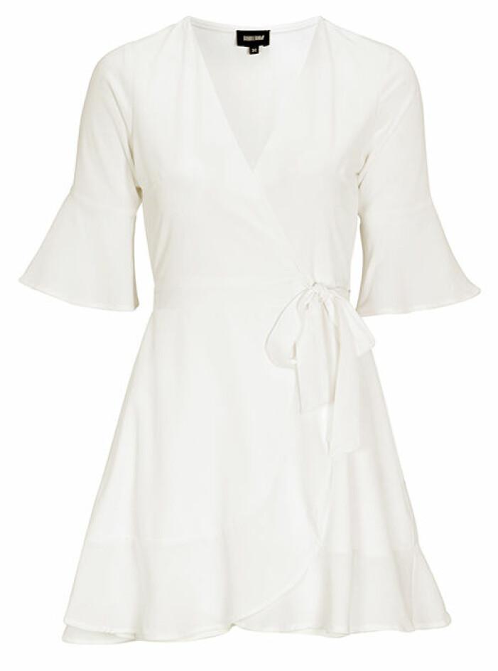 vit studentklänning omlott 2012