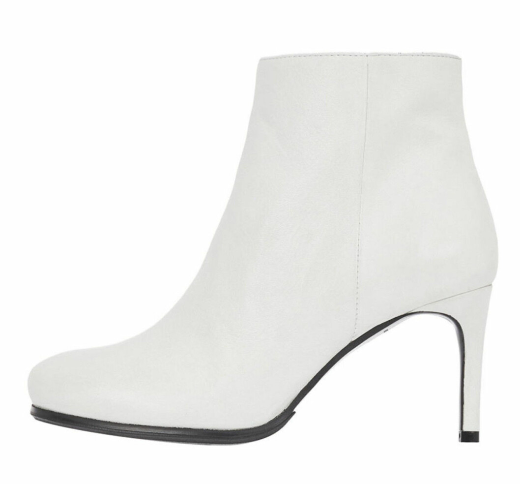 Vita boots till hösten 2018