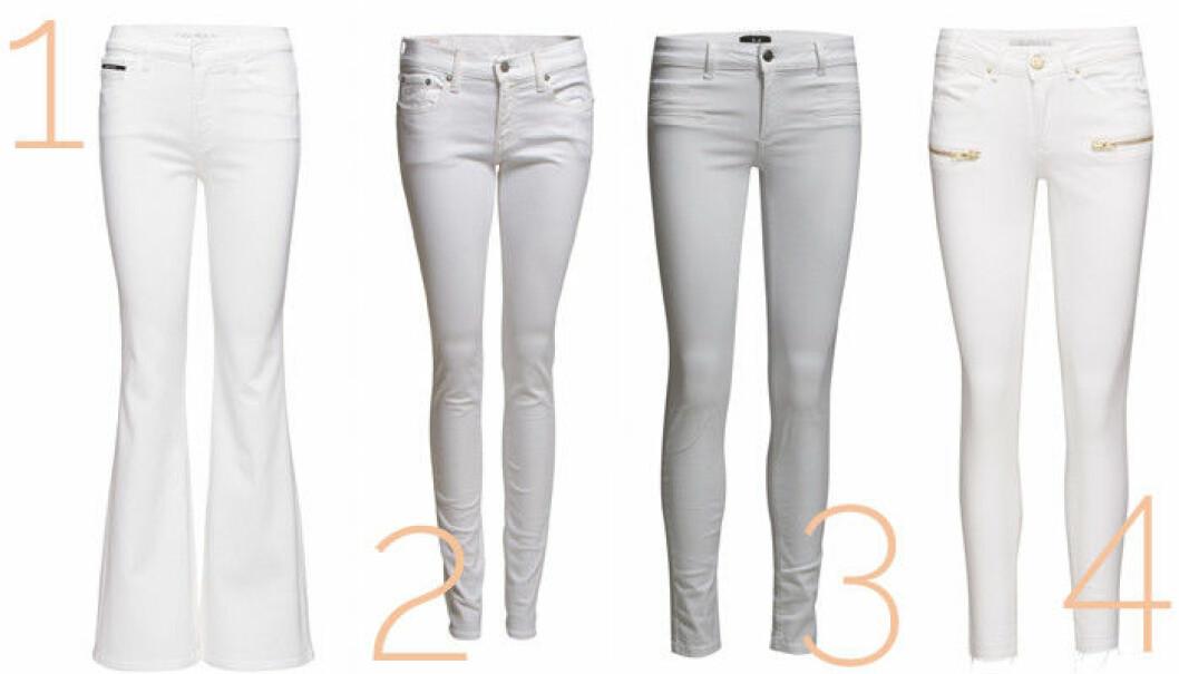 vita jeans våren 2016