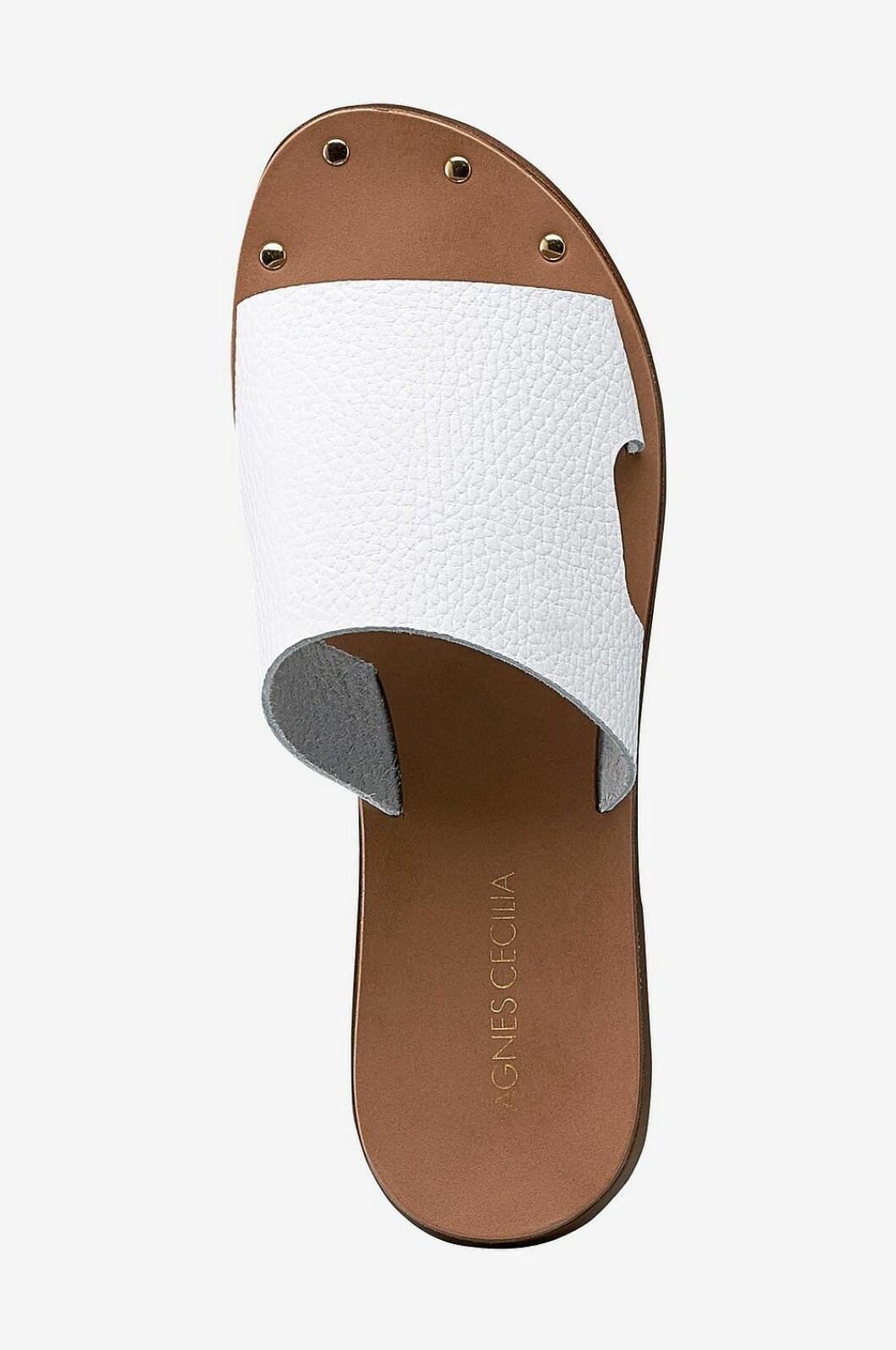 Vita sandaler för dam till 2019