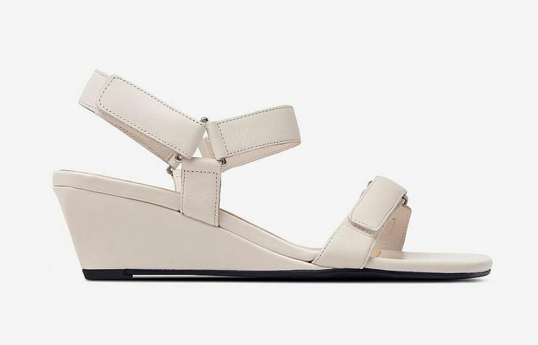 Vita sandaletter för dam från Vagabond till 2020