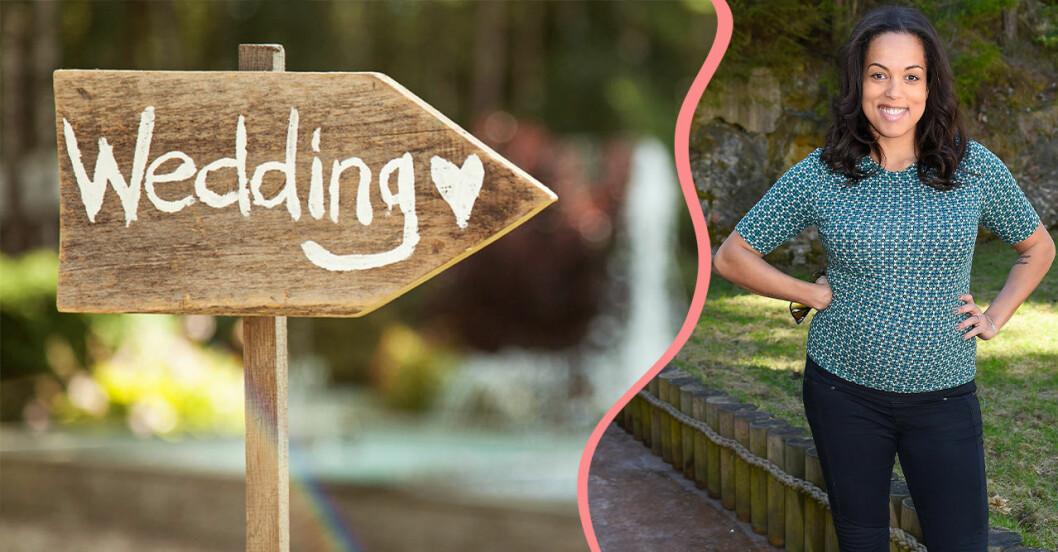 Nervös inför bröllopstal?