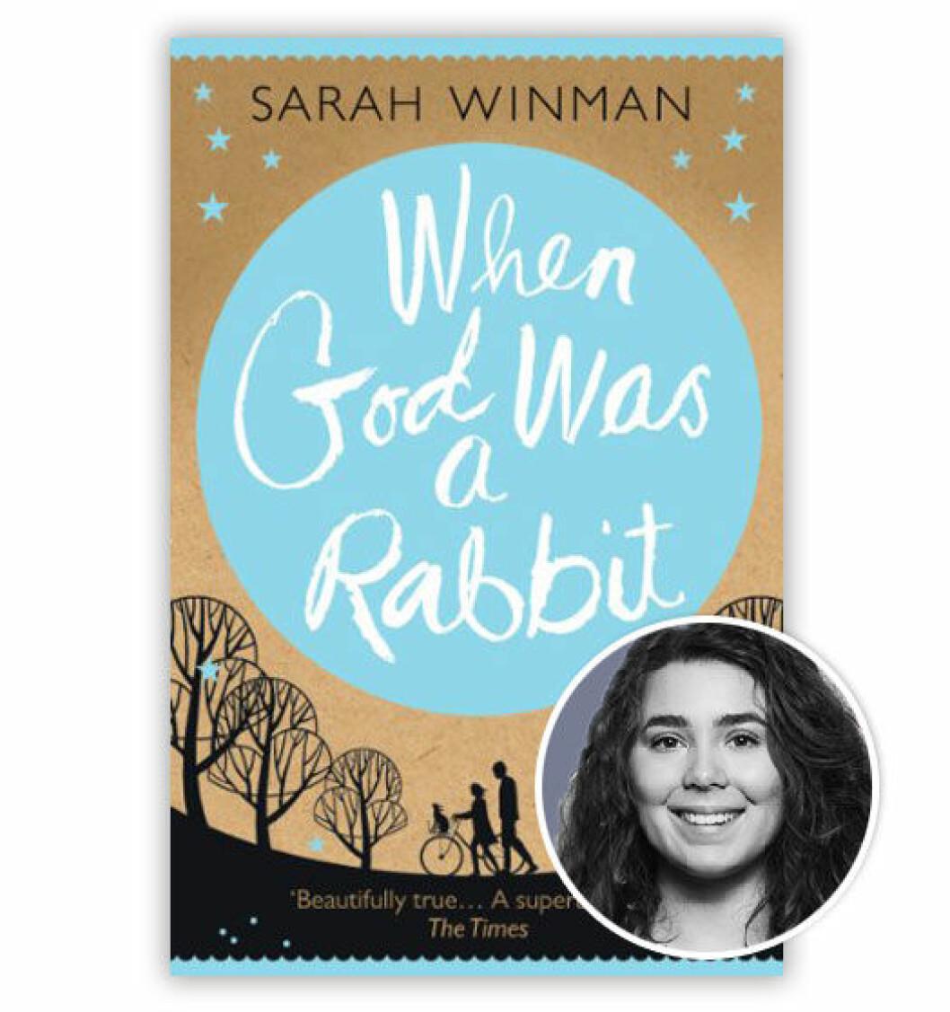Bokomslag för When God was a rabbit