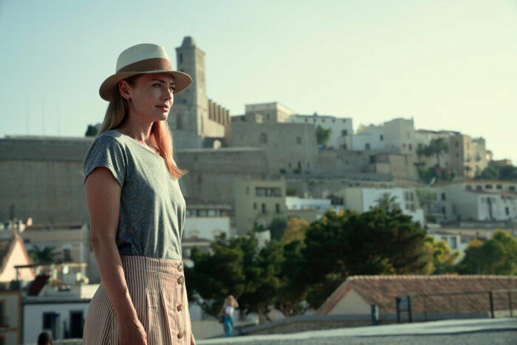 En bild från tv-serien White Lines på Netflix.