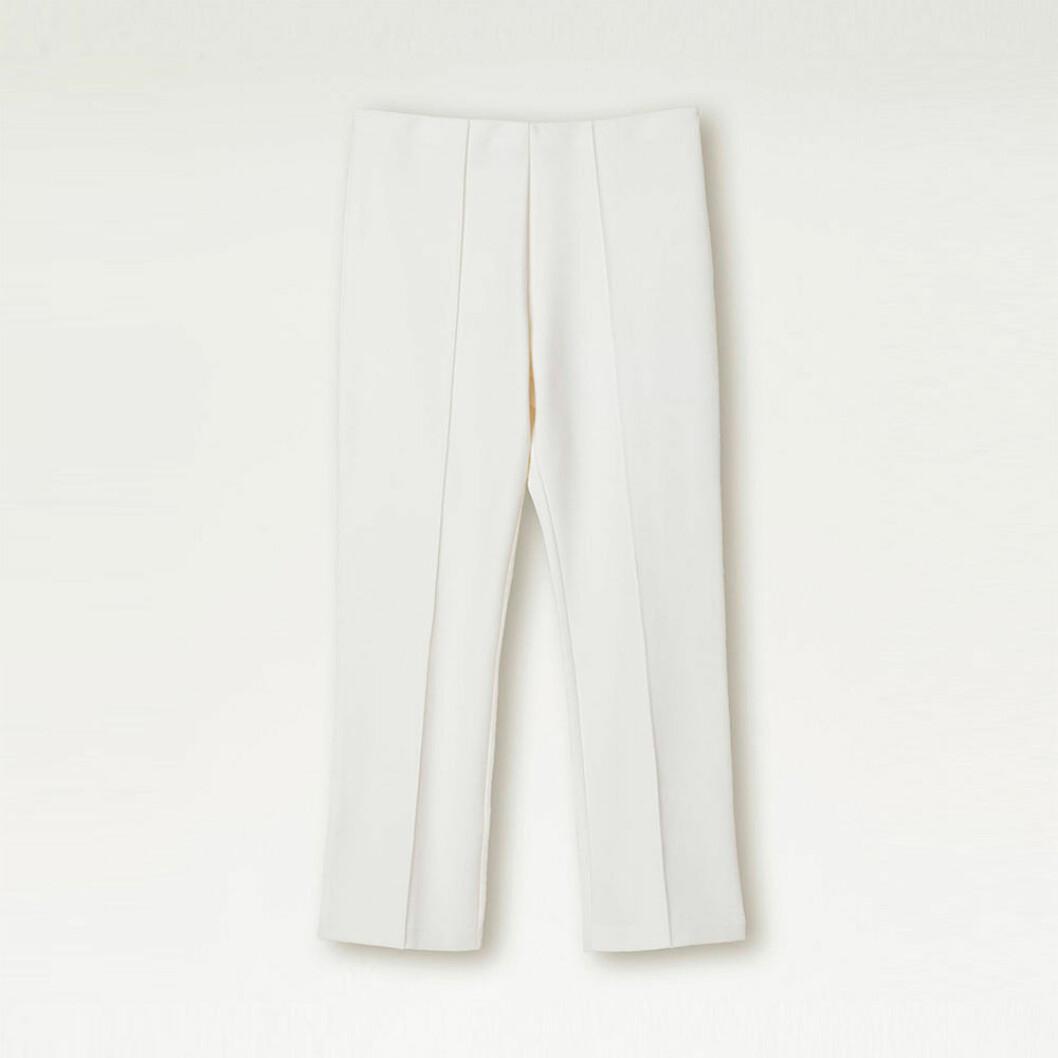 vita kostymbyxor åhlens