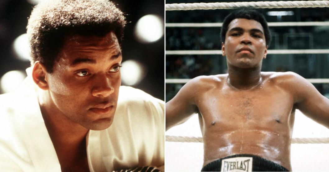 Will Smith som Muhammad Ali.