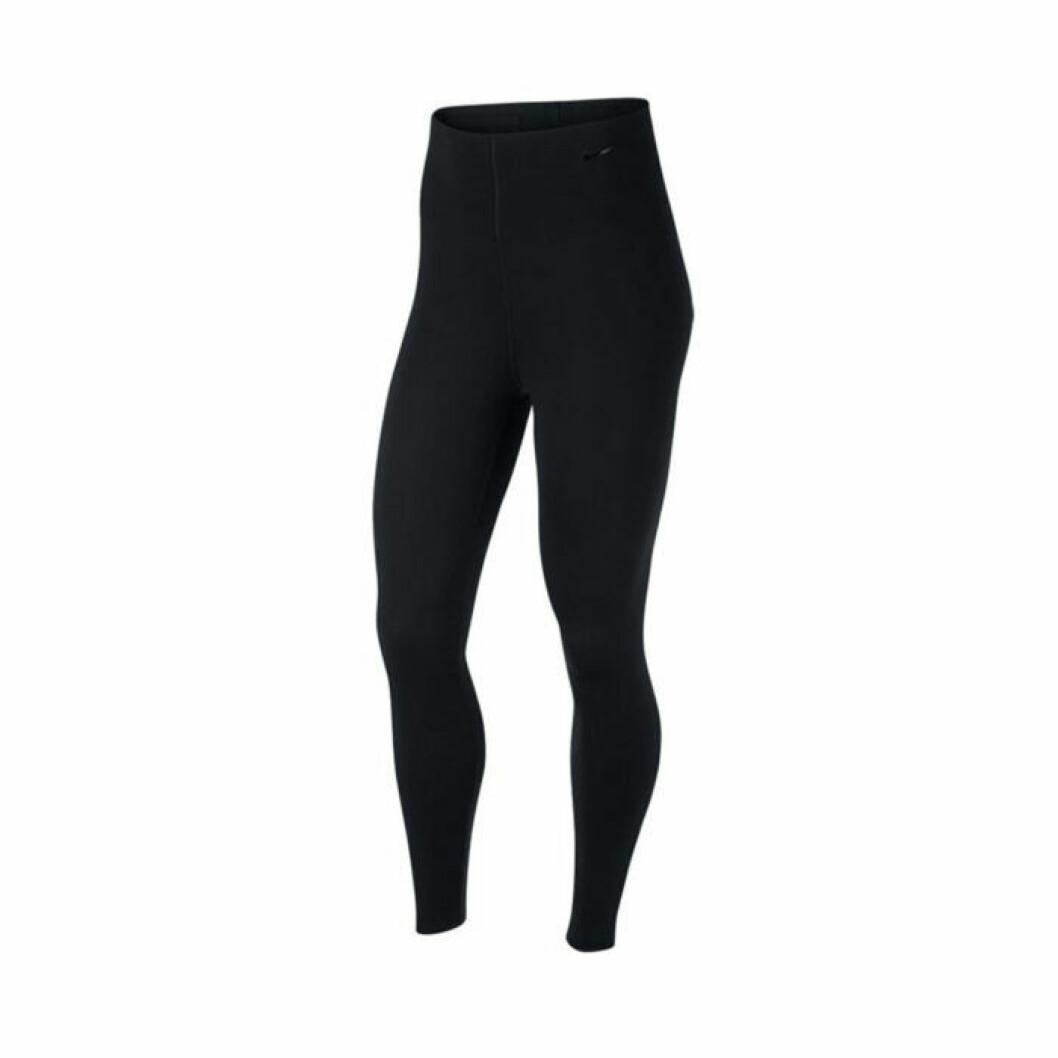 Svarta yogabyxor från Nike