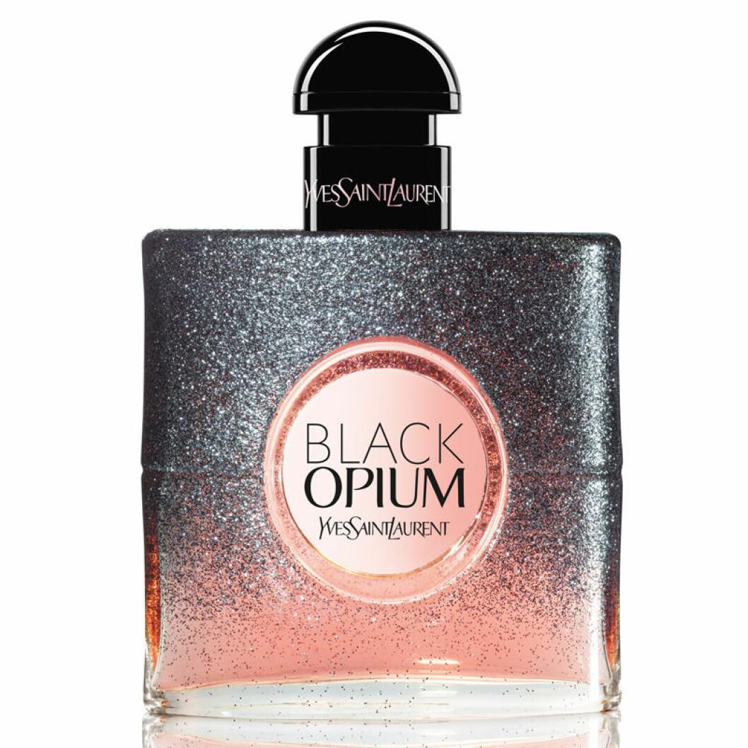 ysl black opium floral shock recension