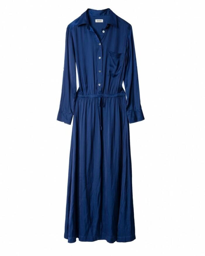 klänning zadig & voltaire
